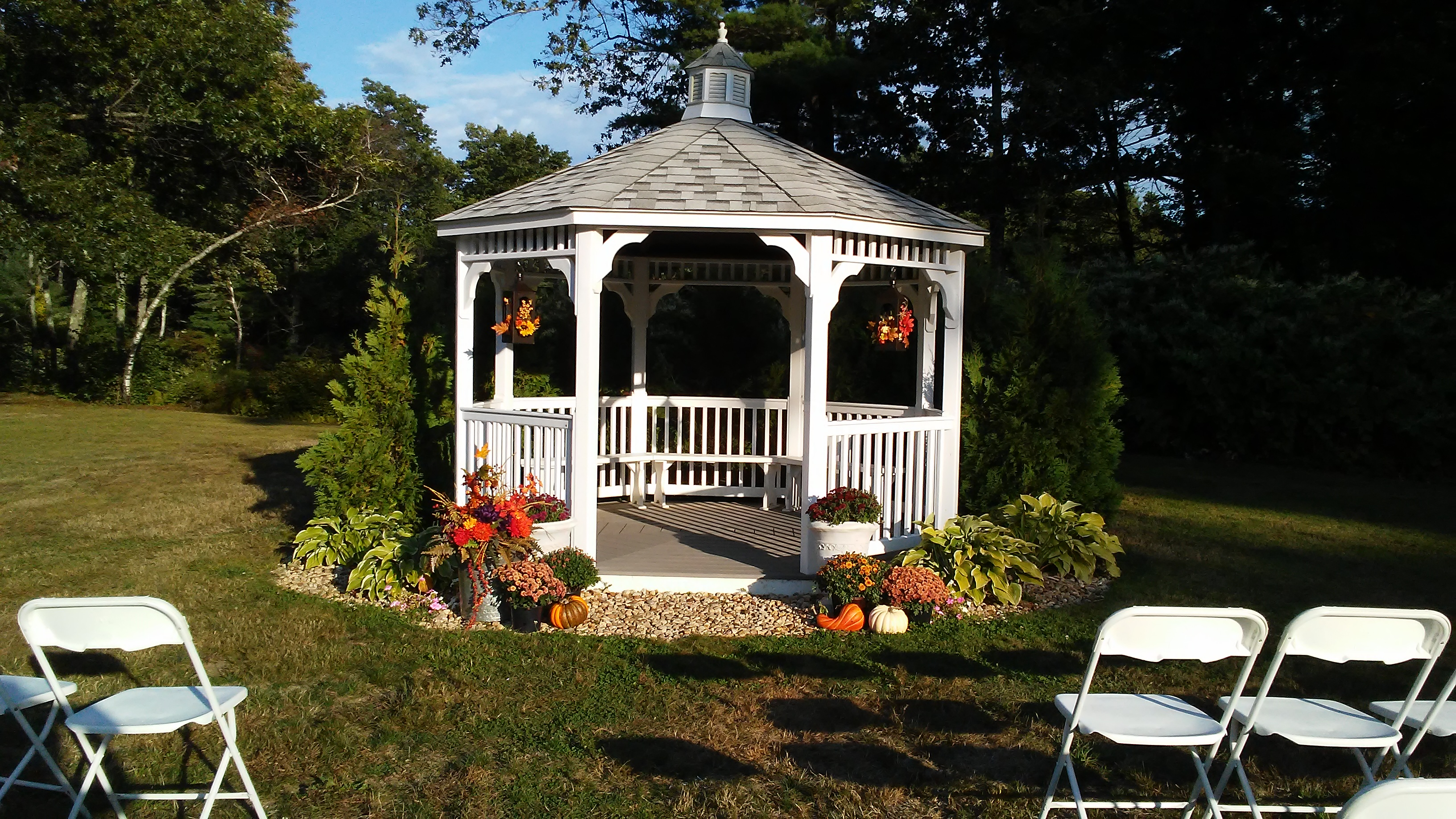 The Gazebo at The 228 in Sterling