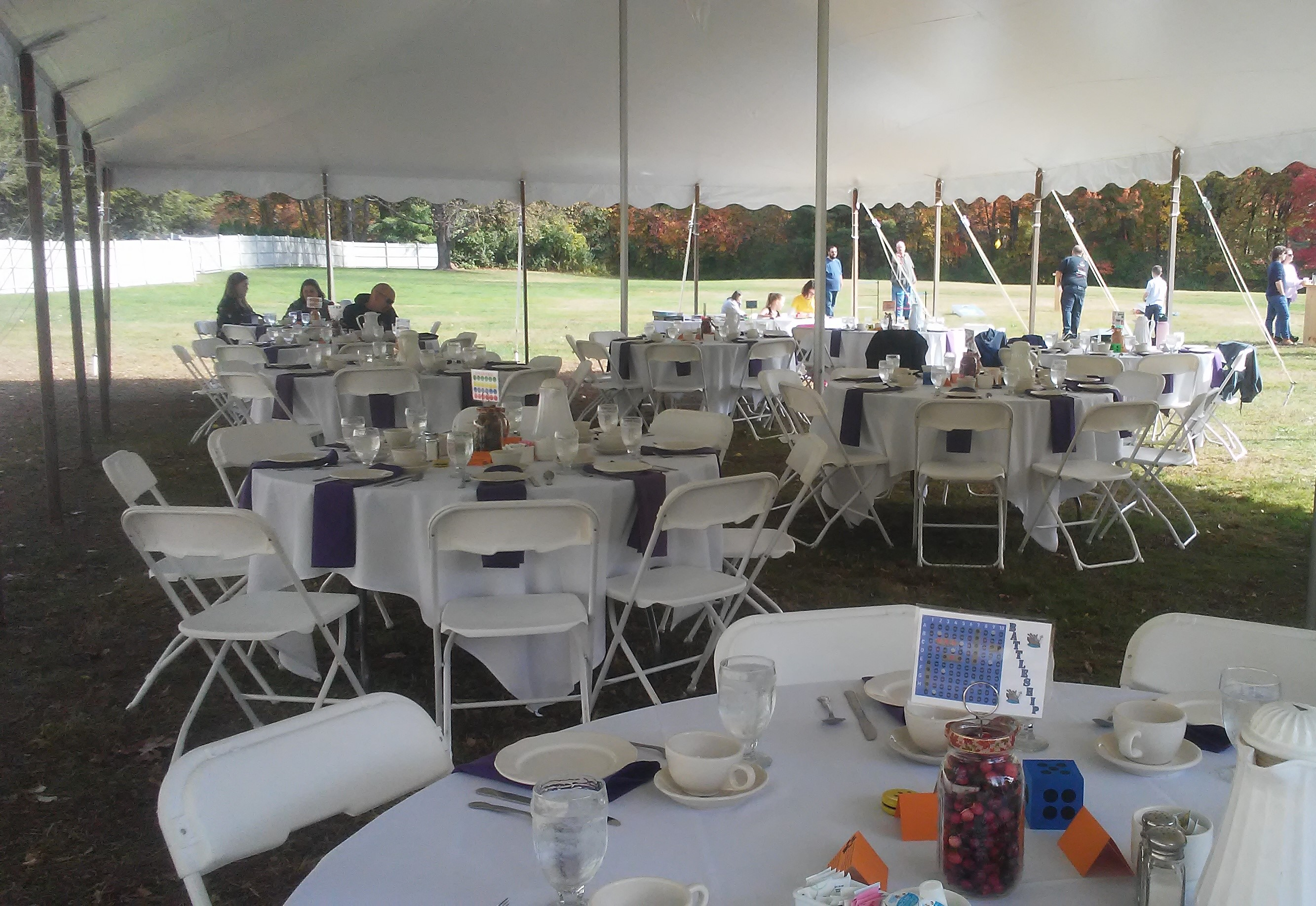 game-themed wedding at The 228